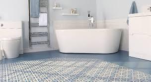 Bathroom Flooring Ideas Rubber  Vinyl By Harvey Maria - Bathroom flooring designs