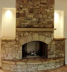 perfect fireplace with stone on this stacked stone fireplace is