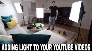 camera and lighting for youtube videos youtube lighting setup camera lighting iso aperture frame rates