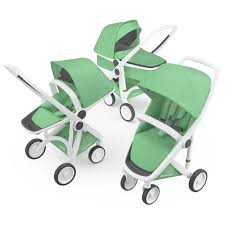 eco friendly baby strollers from greentom