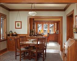 Craftsman Dining Table by Awesome Craftsman Style Dining Room Gallery Home Ideas Design