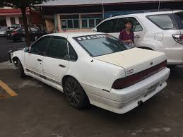 nissan thailand file nissan cefiro a31 in thailand 4 jpg wikimedia commons