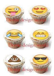 wedding cake emoji 24 emojis edible cake topper wafer rice paper for cake decoration