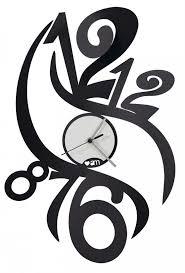 Designer Wall Clock 138 Best Czas Ucieka Clocks In Decosalon Images On Pinterest