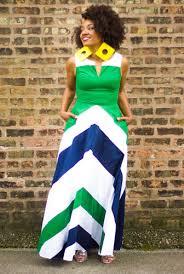 chevron maxi dress women s fashion clothing 0 36w and custom