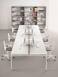 bureau en open space bureau bench 6 personnes pour open space atreo alea office
