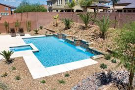 Backyard Swimming Pool Designs Gallery Blue Haven Custom Swimming Pool And Spa Builders