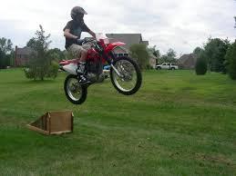 fun in the backyard dirt bike pictures u0026 video thumpertalk
