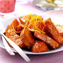 candied sweet potatoes recipes weight watchers