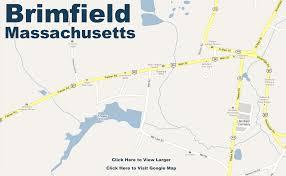 Ma Map Brimfield Map The Brimfield Antique Show Maps