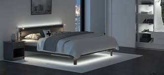 Sensio Furniture Lighting Solutions - Bedroom furniture solutions