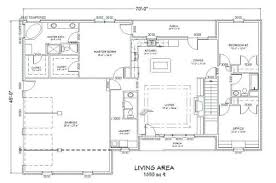 ranch house plans with walkout basement choosing a unique ranch house with walkout basement plans glazyhome
