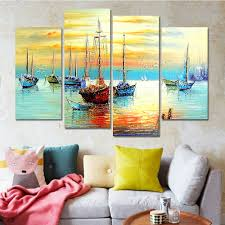 Nordic Home Online Get Cheap Sea Life Painting Aliexpress Com Alibaba Group