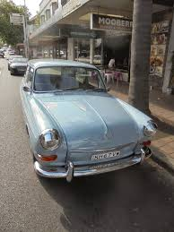 old volkswagen type 3 aussie old parked cars 1967 volkswagen type 3 squareback