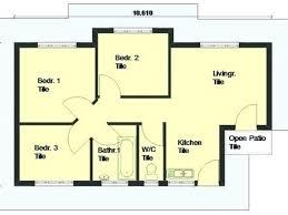 small 4 bedroom floor plans three bedroom house plans isynapp com