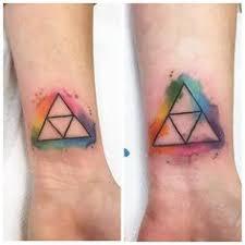 resultado de imagen para triforce tattoo siblings pinterest
