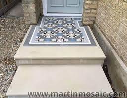 martin mosaic ltd gallery victorian floor tiles in london