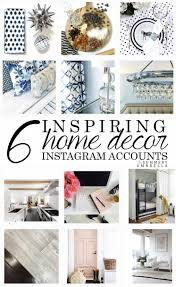 Home Interior Design Instagram 6 Inspiring Home Decor Instagram Accounts The Summery Umbrella