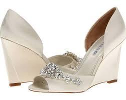 wedding shoes nyc wedding shoe ideas amazing wedge wedding shoes ivory idea