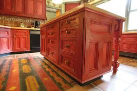 Varnish Kitchen Cabinets Stained Kitchen Cabinets Design Idea And Decors