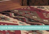 Western Throw Rugs Native American Style Rugs Southwest Western Native American