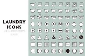 laundry line design choose from over 170 laundry icons creative market