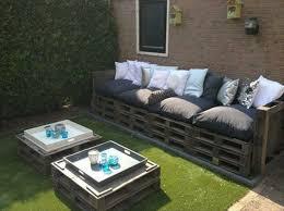 coussin pour canap de jardin coussin pour canape palette maison design sibfa com