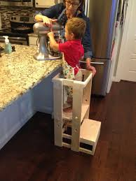 Toddler Stool For Kitchen by Best 25 Toddler Kitchen Stool Ideas On Pinterest