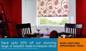 Roman Blinds Made To Measure Blinds In Grampian Aberdeen Made To Measure