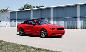 ford mustang gt convertible 2013 2013 ford mustang gt 5 0 convertible automatic test review car