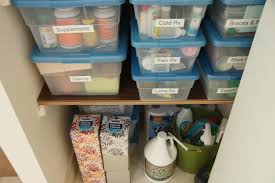 bathroom linen closet ideas organized bathroom linen closet heartwork organizing tips