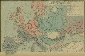 Ancient Europe Map by