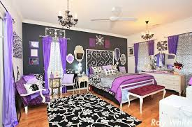 purple black and white bedroom black and white and purple bedroom