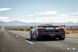 koenigsegg highway exotic fastest car in the world koenigsegg agera rs 278 mph in