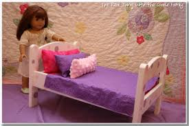 how to make american girl doll bed free american girl doll bedding pattern