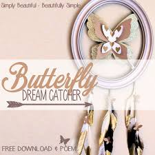 Meaningful Butterfly - how to a butterfly catcher with special meaning