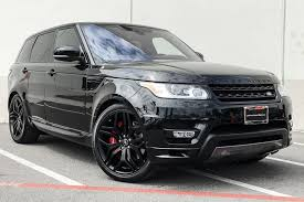 wheels range rover pre owned 2017 land rover range rover sport hse dynamic suv in santa