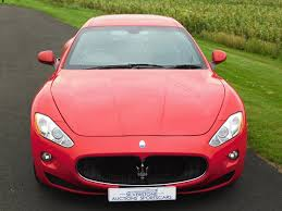 maserati granturismo red interior maserati granturismo 4 7v8 s mc shift nick whale sports cars