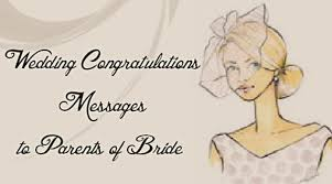 wedding congratulations wedding congratulations messages to parents of