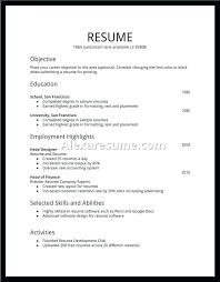 free easy resume templates here are free easy resume templates format easy resumes captivating