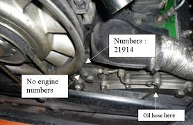 porsche 911 engine number engine numbers only 5 figures pelican parts technical bbs