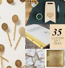 35 personalized monogrammed gift ideas design sponge