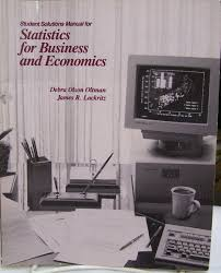 statistics for business and economics study guide student