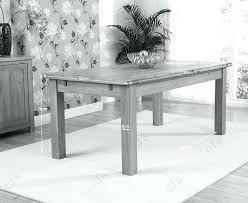 aldridge antique grey extendable dining table aldridge dining table large rectangular extendable antique grey