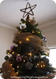 red heads craft more fun pb inspired rattan star christmas tree