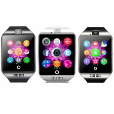smartwatch android q18 bluetooth smartwatch
