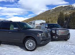 Lincoln Navigator 2015 Interior 2015 Lincoln Navigator V Gmc Yukon Xl Denali V Extreme Towing