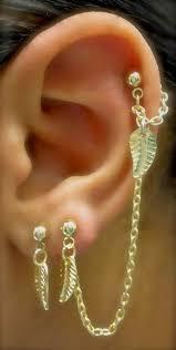 ear piercing earrings 198 best ear piercings and earrings images on jewelry