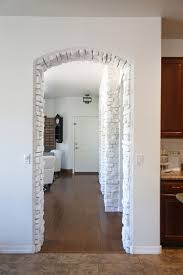 Interior Stone Arches House Project A Living Room Facelift Everyday Reading