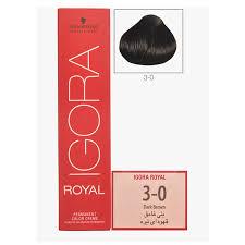 can you mix igora hair color buy schwarzkopf igora royal colorists color creme dark brown